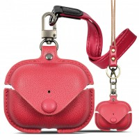 Leather Airpod Case Pro with Hand Strap ...